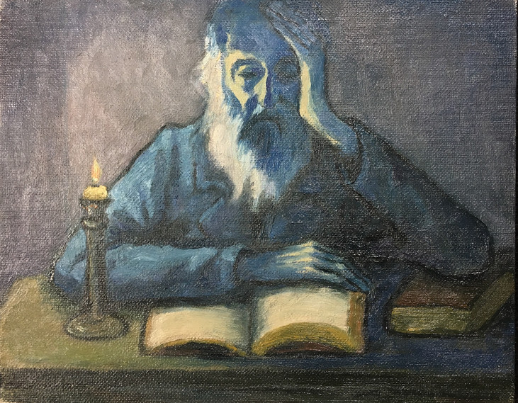 THE WISE OLD RABBI