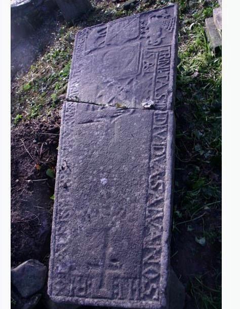 Fitzgerald Medieval Grave Slab
