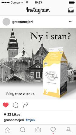 Instagraminlägg