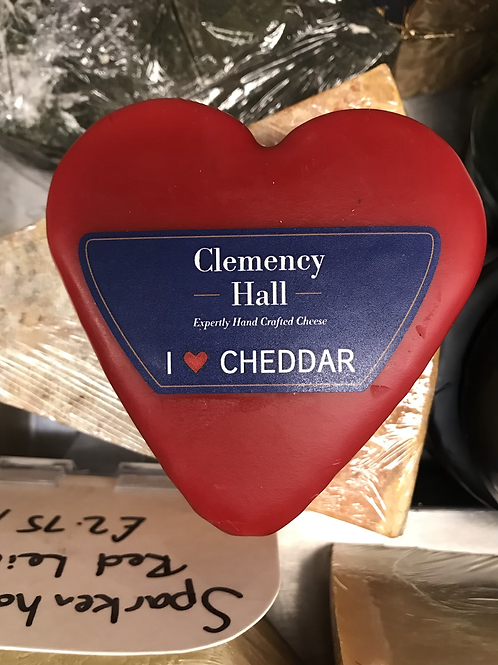 Vintage Cheddar from Clemency Hall