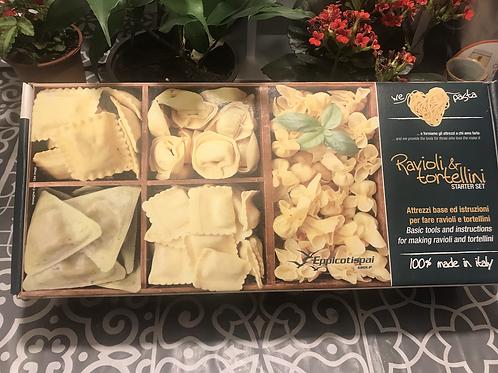 Ravioli & Tortellini making Kit