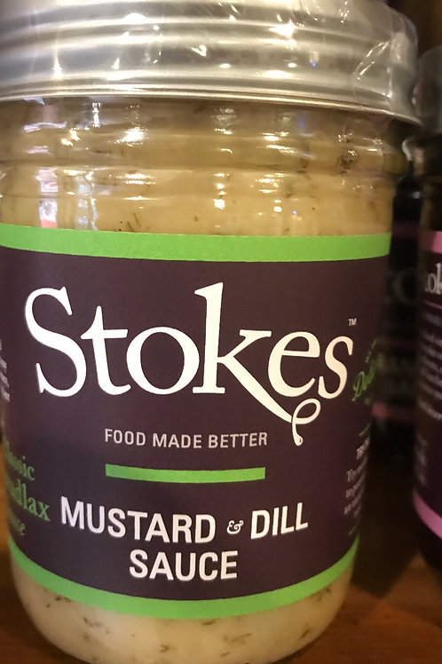 Mustard and Dill Sauce
