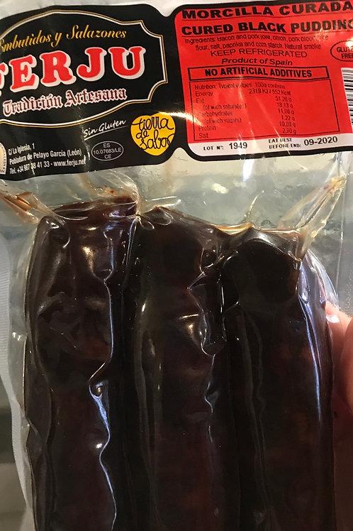 Morcilla Spanish black pudding
