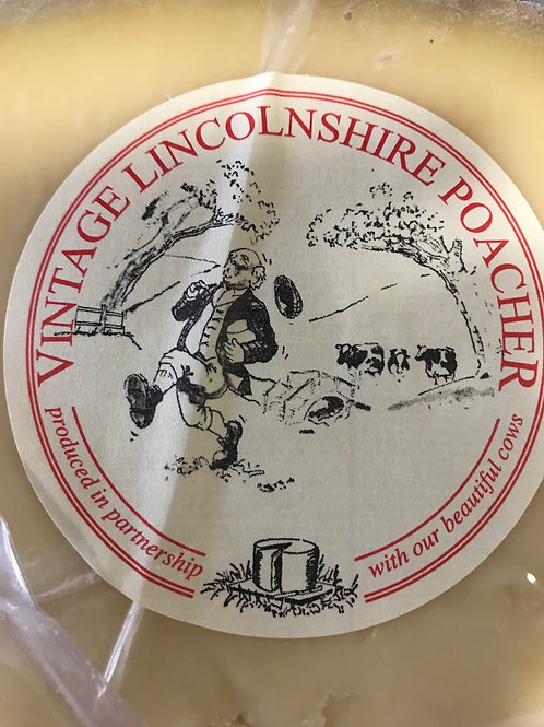 Vintage Lincolnshire poacher 200 g
