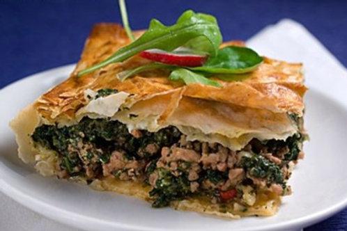 Börek - Beef Filo Pastry Pie