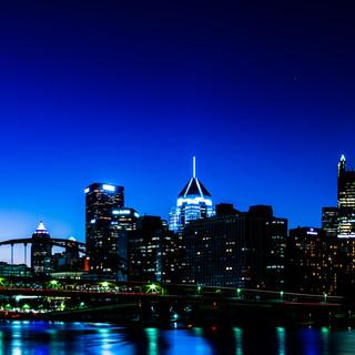 Pittsburgh's Blue Dawn
