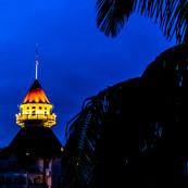 The Del Coronado's Iconic Tower