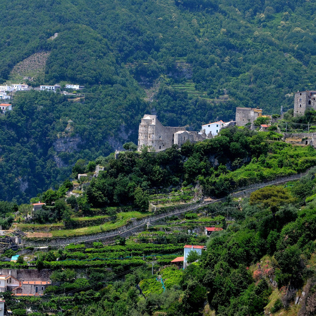 Down the trail from Ravello