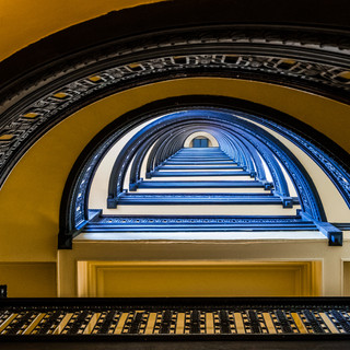 Bank Tower Staircase 2