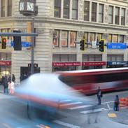 Rush Hour on Smithfield Street