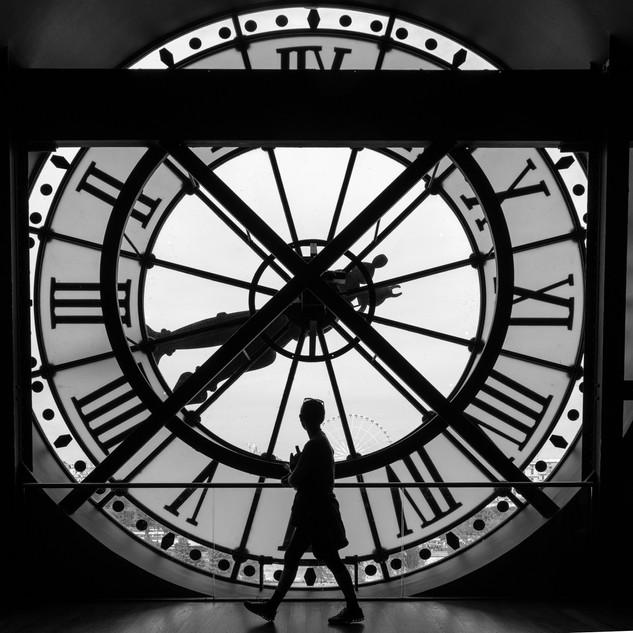 Walking Past Time