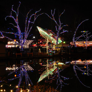 Christmas Reflections from Kennywood