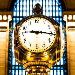 Grand Central Main Concourse Clock