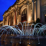 The Metropolitan Museum in the Blue Hour