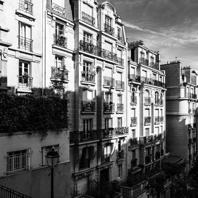 Light And Shadows in Montmartre #2