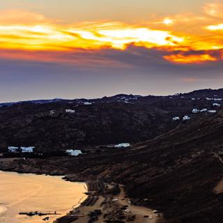 Mykonos sunset