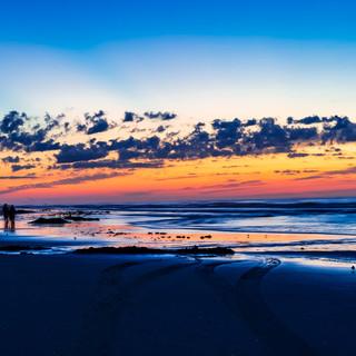 Sunrise Colors in Wildwood