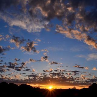 Desert Sunrise #2