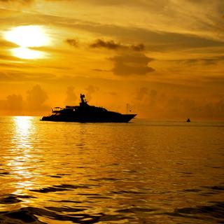 On Golden Seas