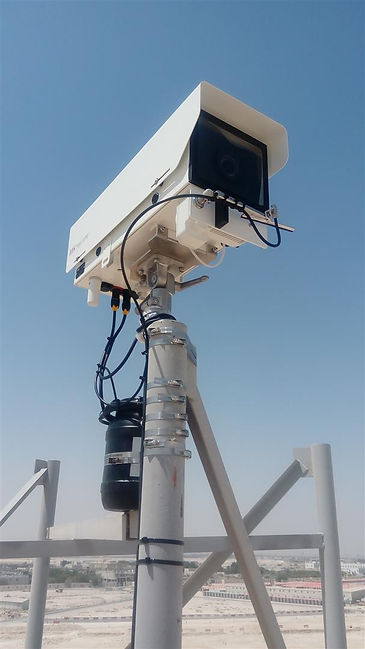 MK timelapse camera sytem installation