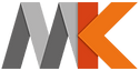 "MK timelapse ""Origami"" logo"
