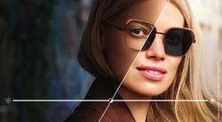 Samozabarvovací brýlové čočky