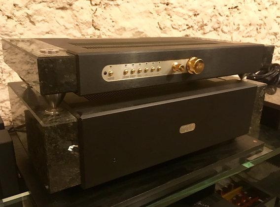 ICOS amplificateur-préamplificateur 2120 Elsberg Dedicace