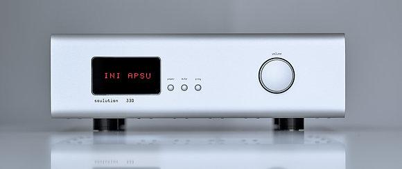 Amplificateur Soulution 330