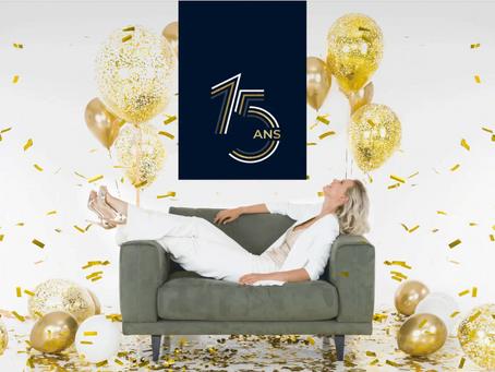 H&H fête ses 15 ans