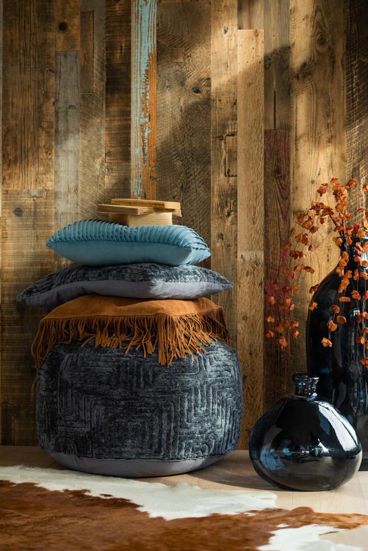 Pumpkin Spice Textile