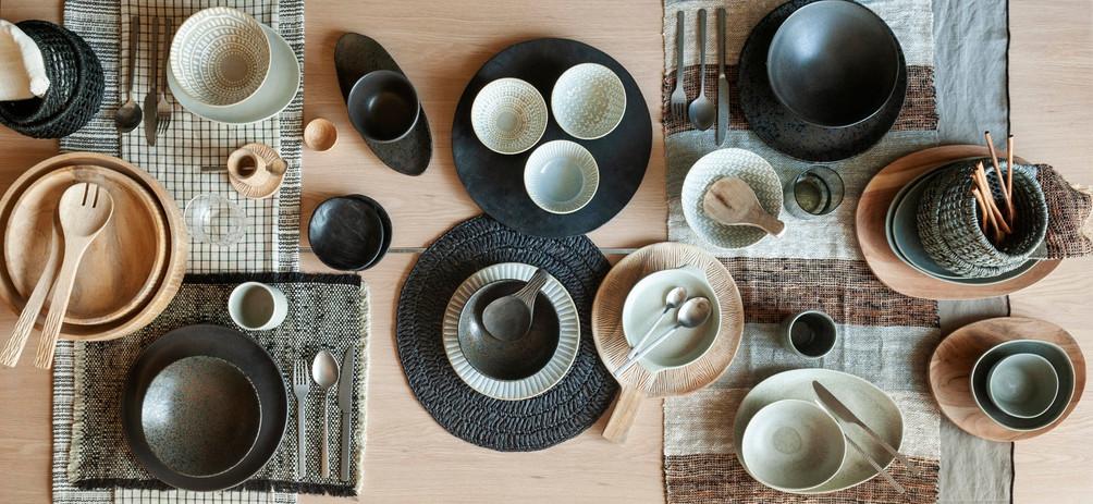 Pomax, décoration de table