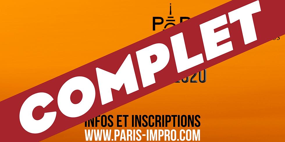 Vincent Ronsac - MasterClass By Paris Impro