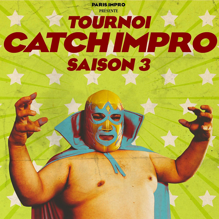 Catch Impro 06/04 Tarif spécial