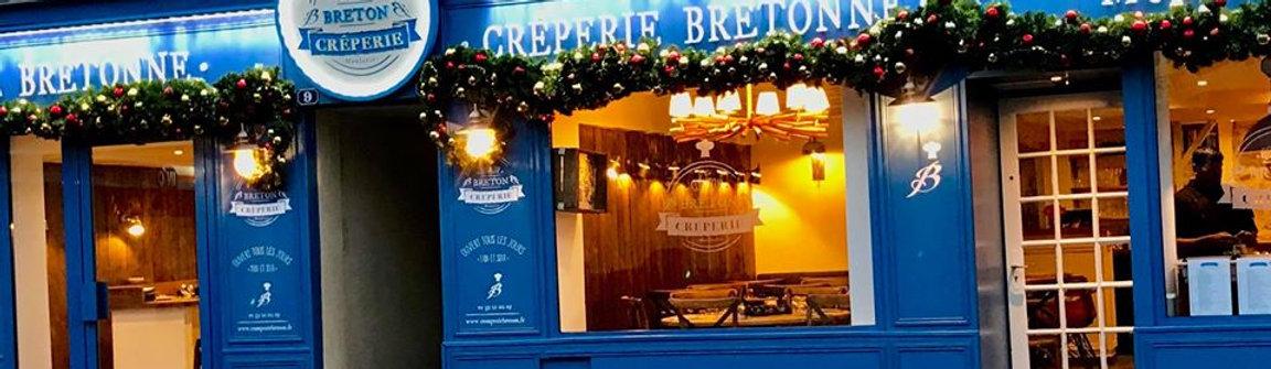 Le Comptoir Breton Saint Germain en laye
