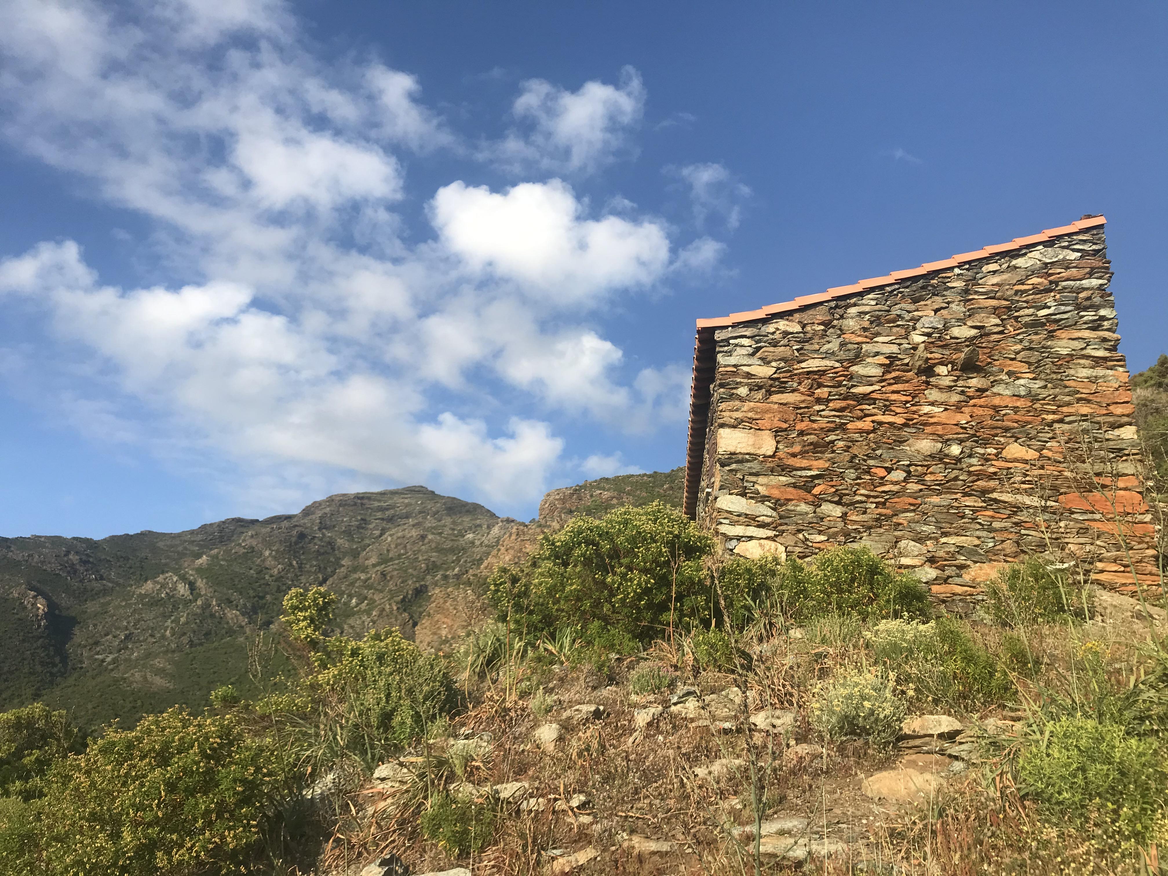 Mine de Magnétite 16 ème siècle FARINOLE Géomètre-Expert Corse