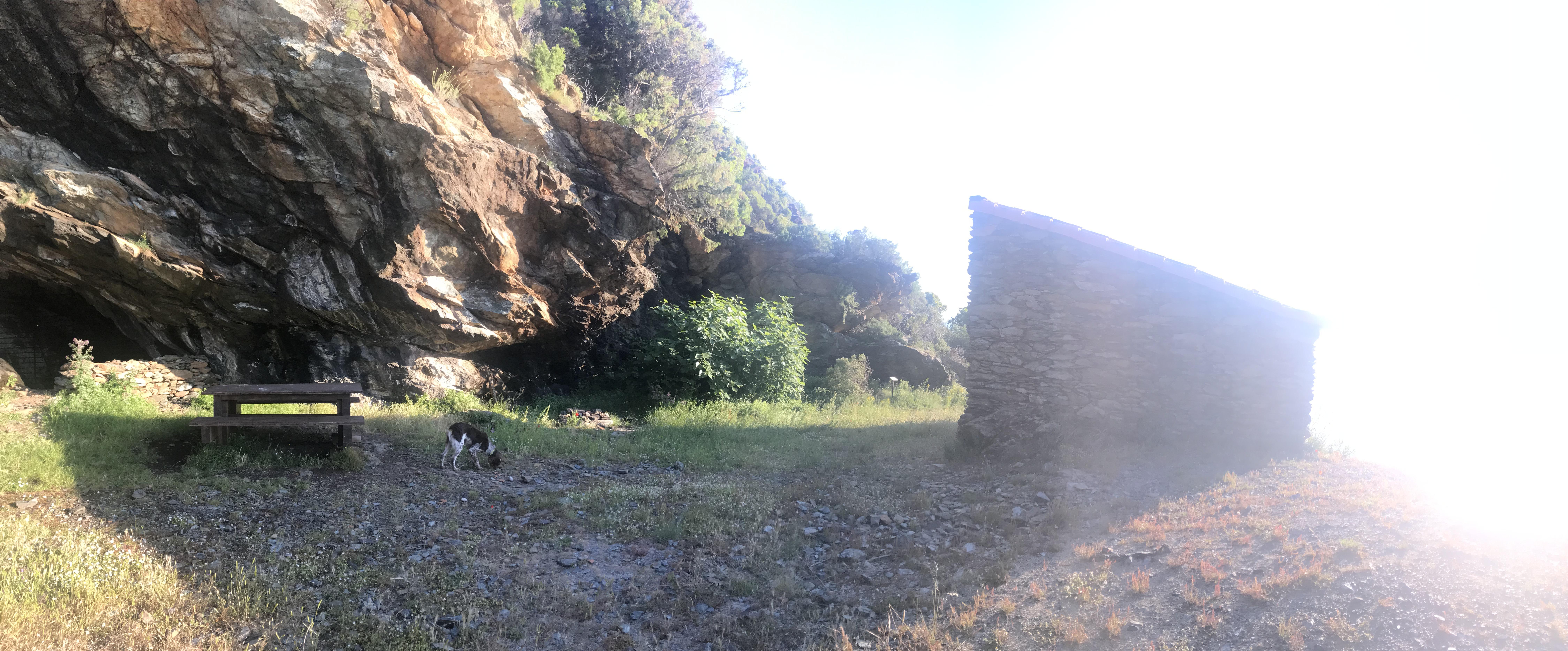 Mine de Magnétite 16 ème siècle FARINOLE