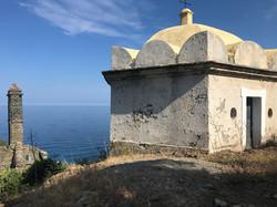 Couvent de Nonza Cap Corse Géomètre-Expert Corse