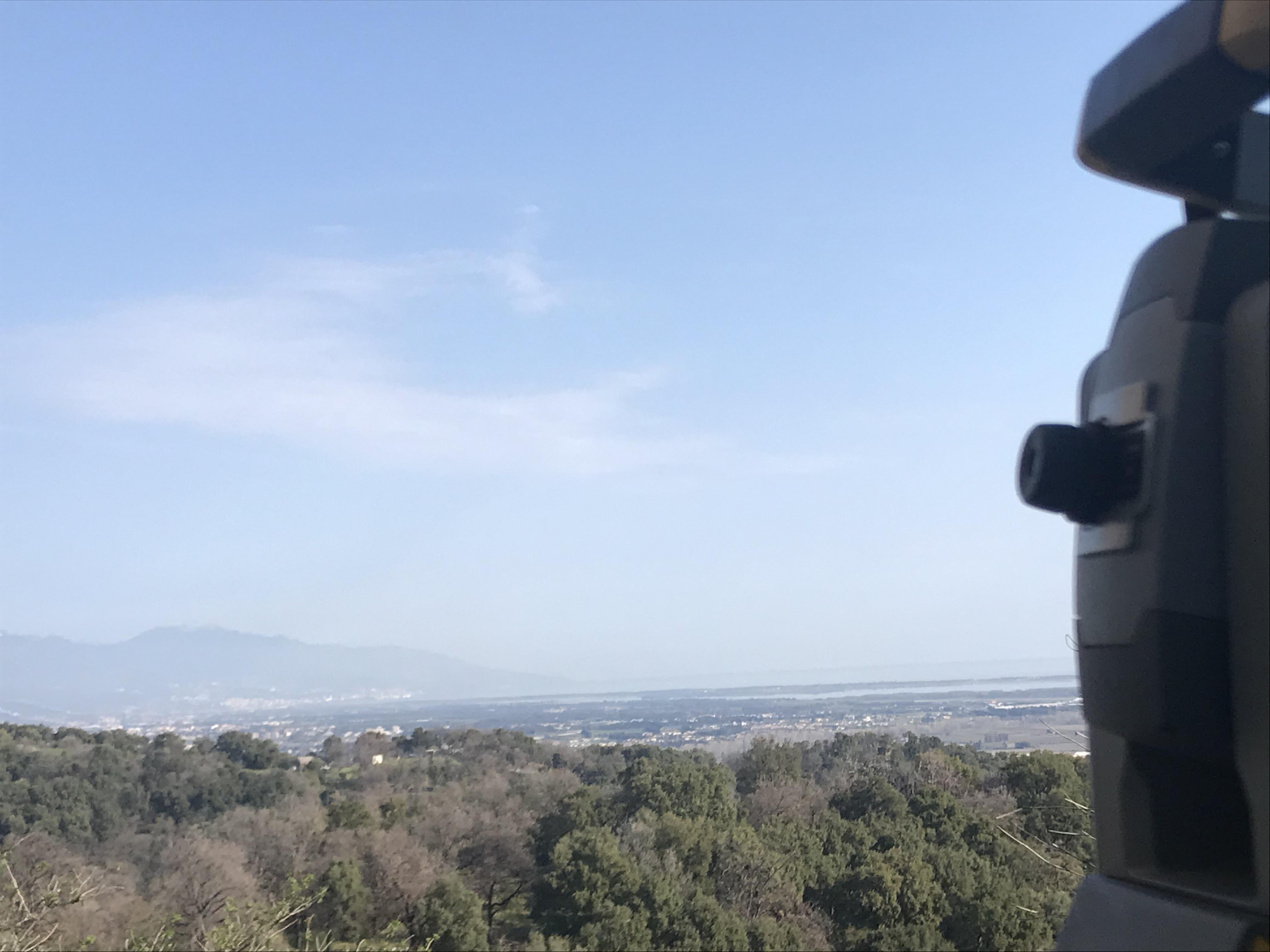 Venzolasca vue de Bastia