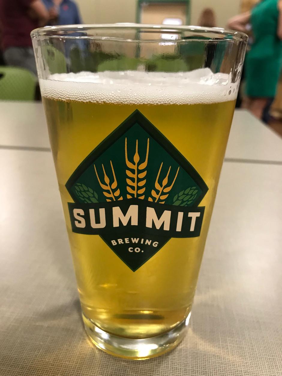 Summit Brewing- Helles Yeah You Betcha