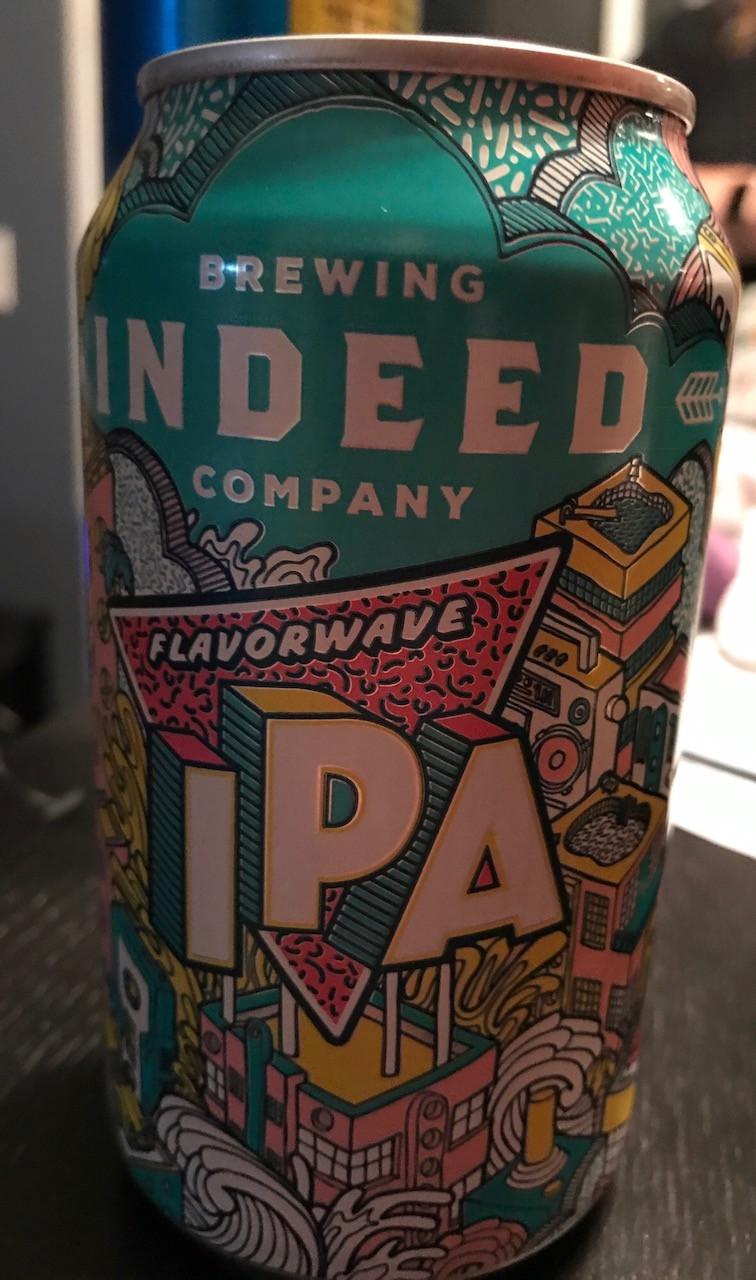 Indeed Brewing Flavorwave IPA