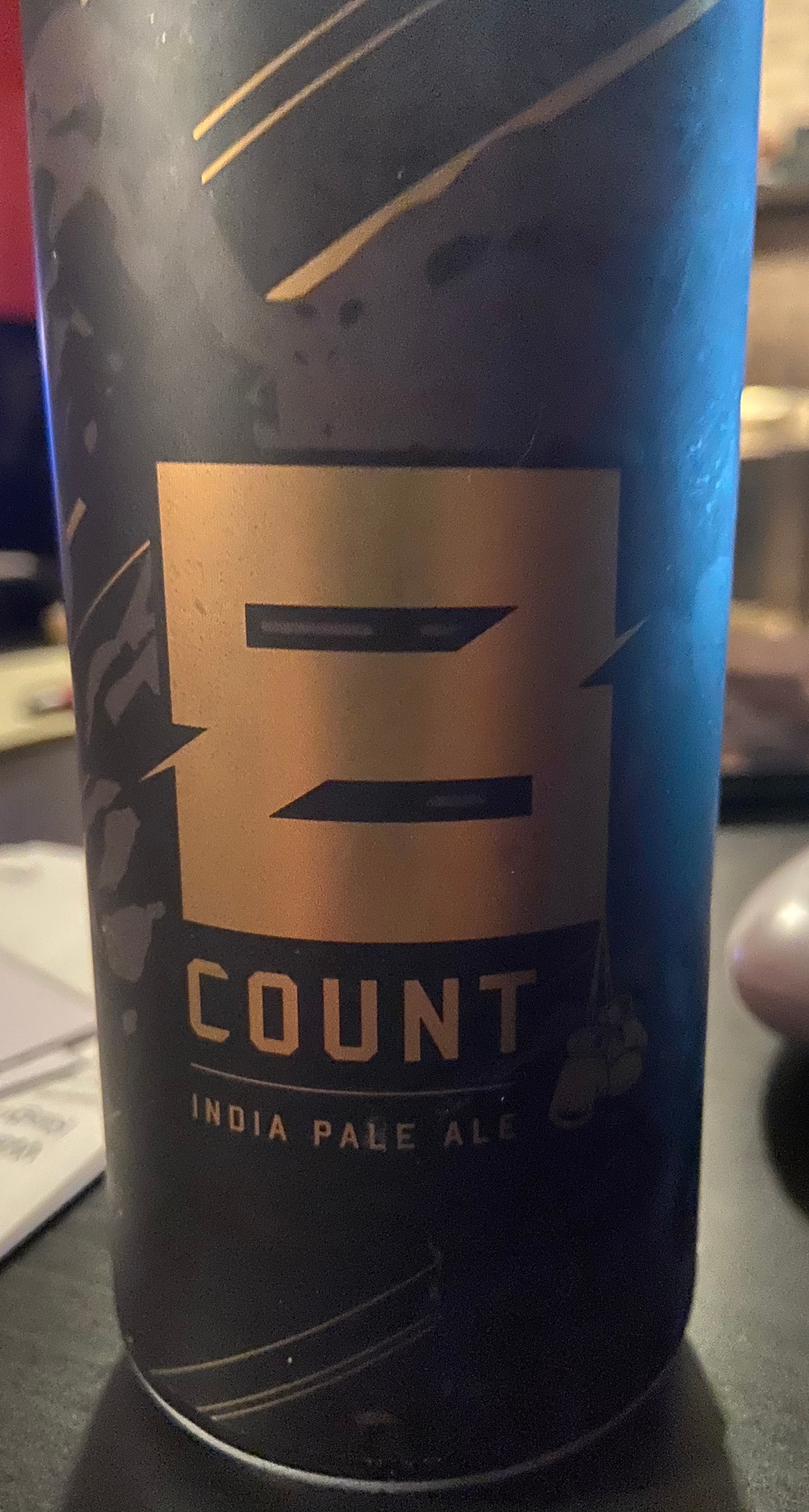 Lupulin 8 Count IPA