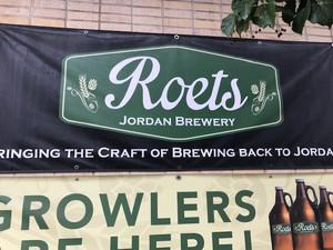 Roets Jordan Brewery