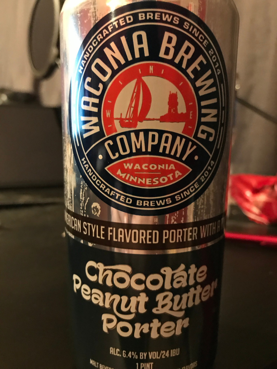 Waconia Brewing Chocolate Peanut Butter Porter