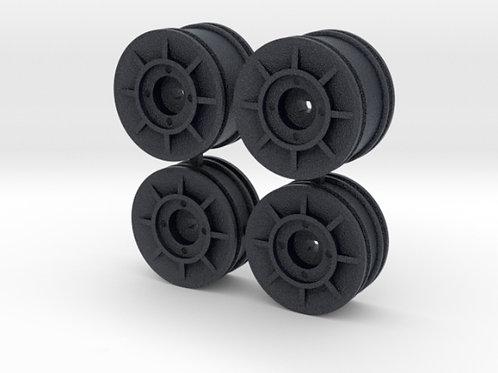 Y24 Wheel set - Black
