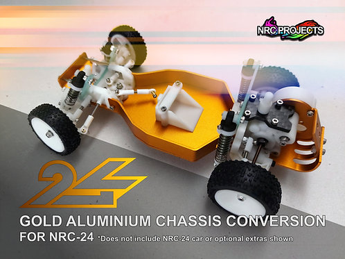 NRC-24 Gold chassis conversion