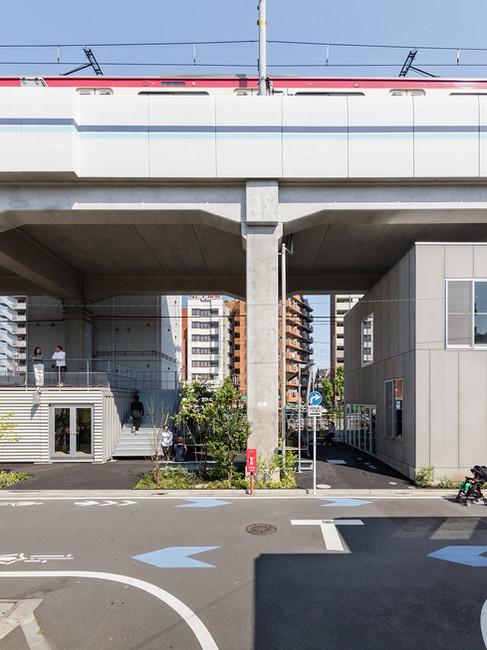 京急線高架下開発プロジェクト:梅森プラットフォーム