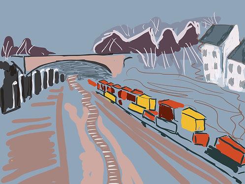 Halifax Tracks