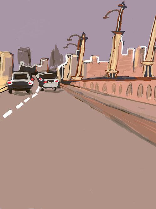 Bridge Over L.A. River