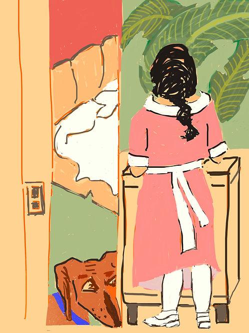 Housekeeping Visit