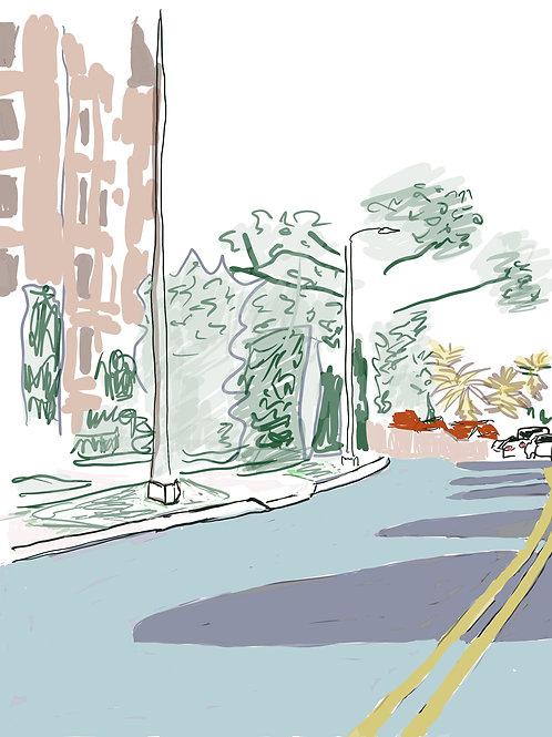 Rossmore Avenue